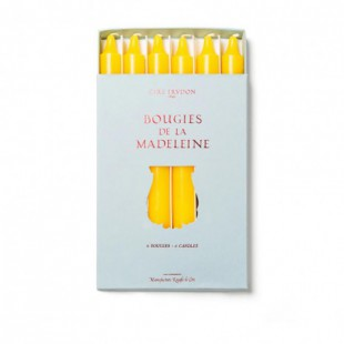 Bougies de la Madeleine...