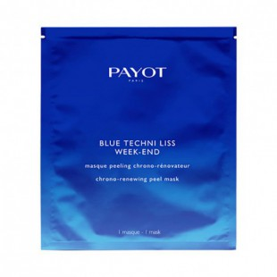 blue techni liss week-end mask