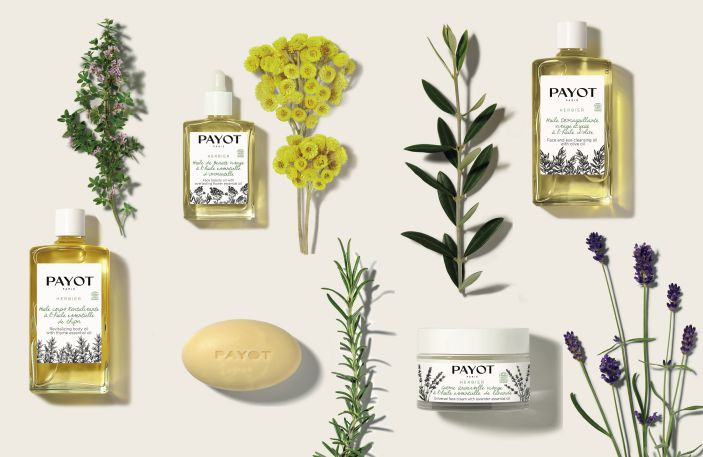 gamme herbier PAYOT